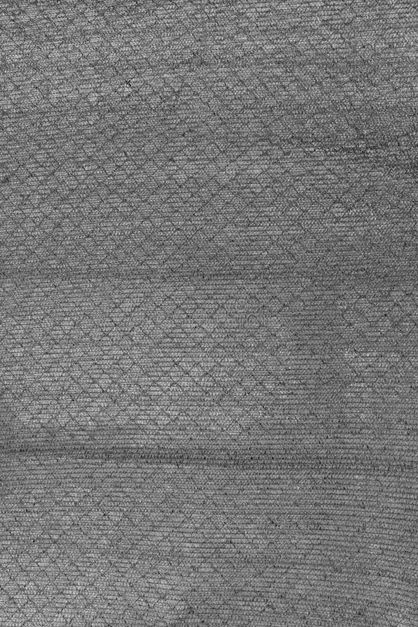 Tekstura monophonic tkanka, mała sieć Siatki tkanina tło niezwykły obrazy stock