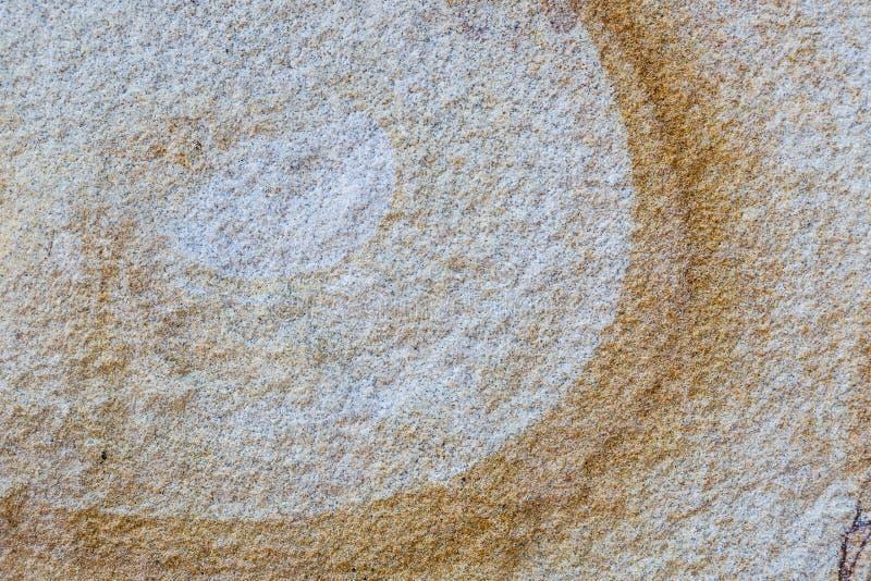 Tekstura naturalna piaskowiec ściana zdjęcia royalty free
