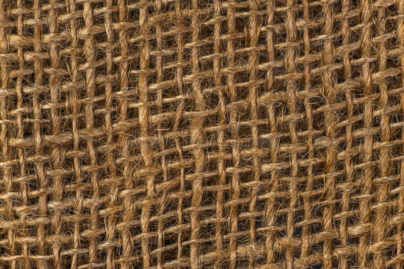 Tekstura parciak, naturalna tkanina zdjęcie stock