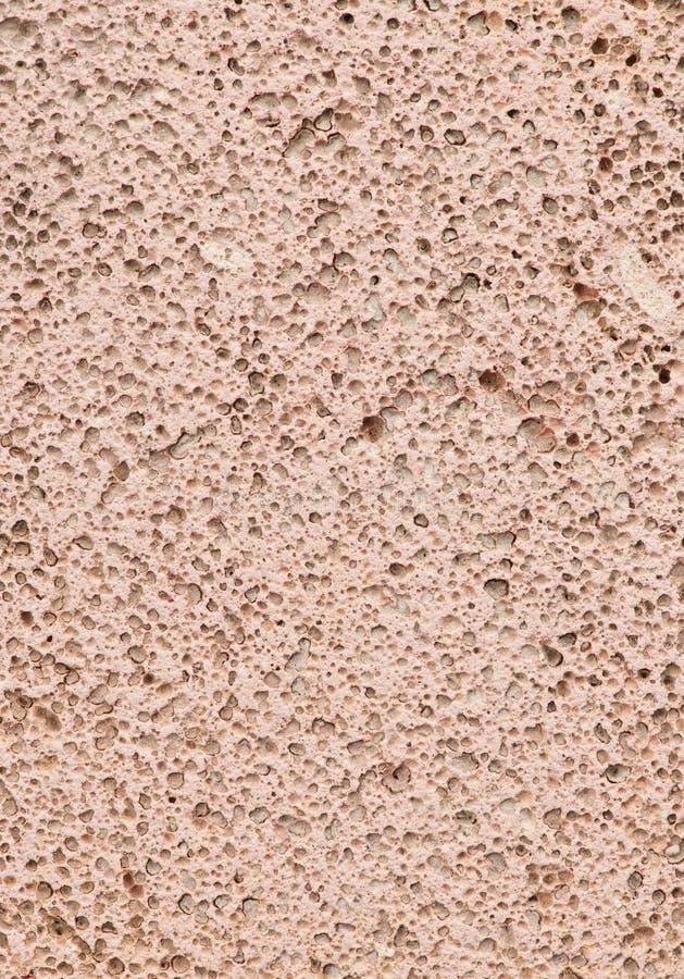 Tekstura pumice kamień obrazy stock