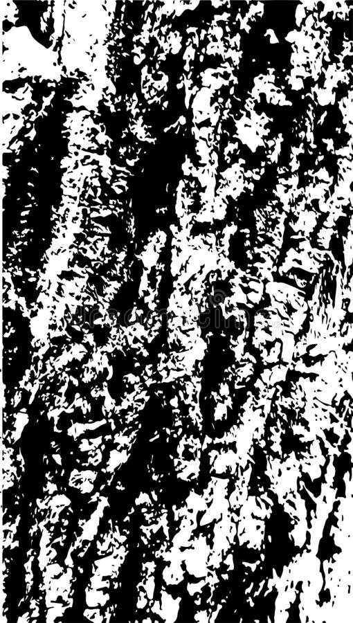 Tekstura roślinność t?a miasta pejza? miejski kwiecisty grunge motyw Abstrakcjonistyczny grunge tło z retro teksturą Dla plakata, royalty ilustracja