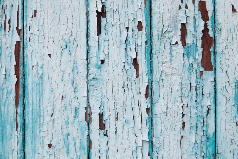 Tekstura stara błękitna farba zdjęcie stock