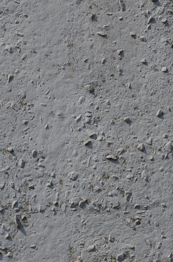 Tekstura stara embossed betonowa ściana w szarość barwi Tło wizerunek betonowy produc obrazy stock