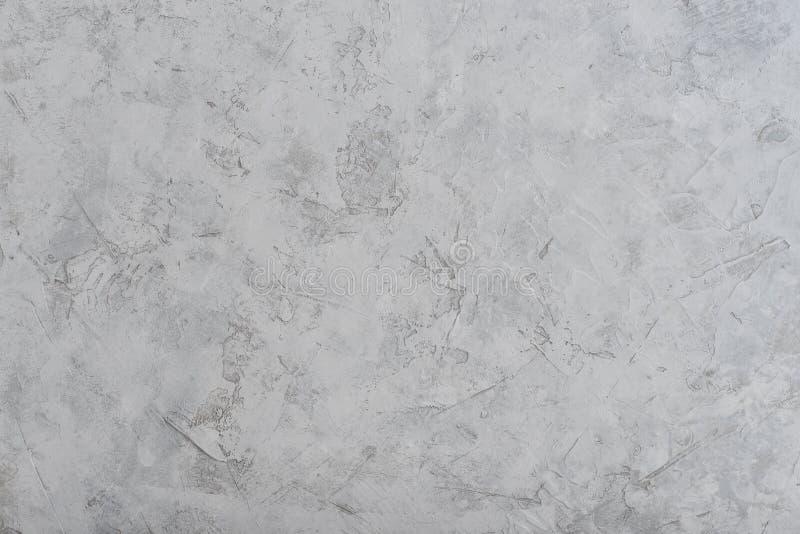 Tekstura stara szara betonowa ?ciana zdjęcia stock