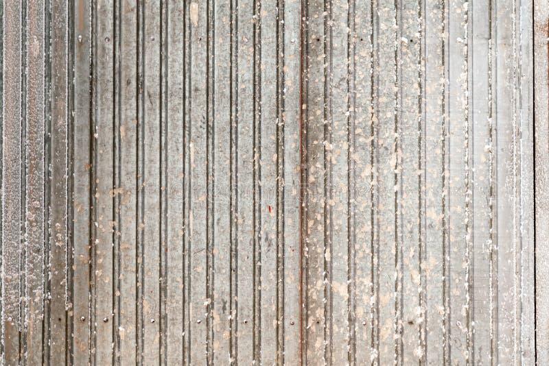 Tekstura stary panwiowy metalu prześcieradło zdjęcia royalty free