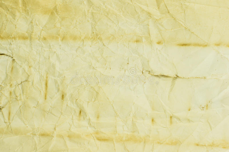 Tekstura stary papier, tkanina jako tło fotografia royalty free