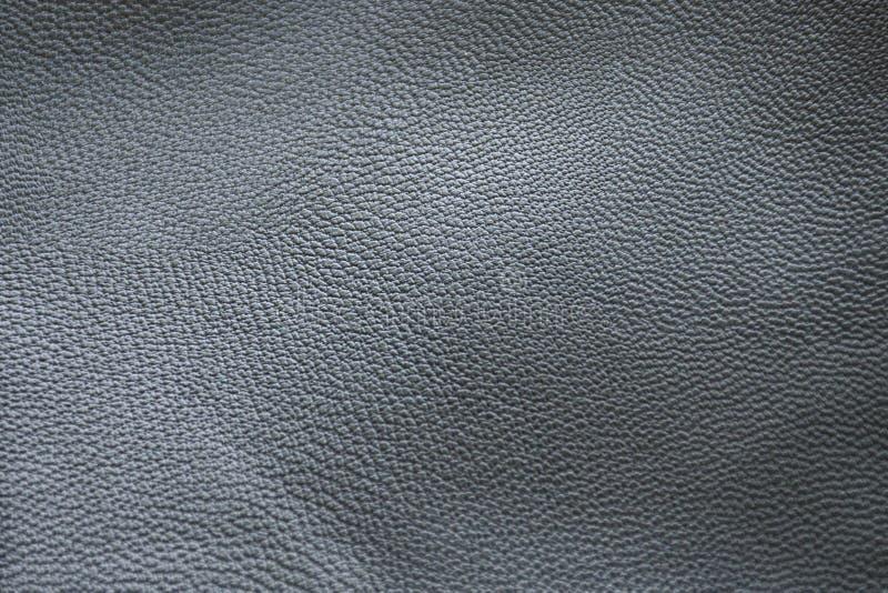 Tekstura szara skóra zdjęcia stock