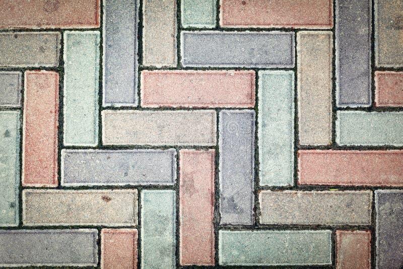 Tekstura, tło, bruk, projekt, wzór, kamień, powierzchnia, cegła, beton, blok, zdjęcia stock