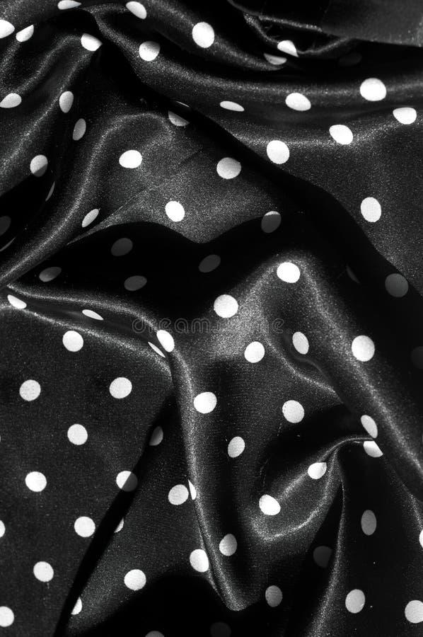 Tekstura, tło, wzór Dziewczyny spódnica Jedwabnicza tkanina na bla obrazy royalty free