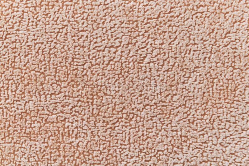 Tekstura tabunowy materialny beż zdjęcia stock