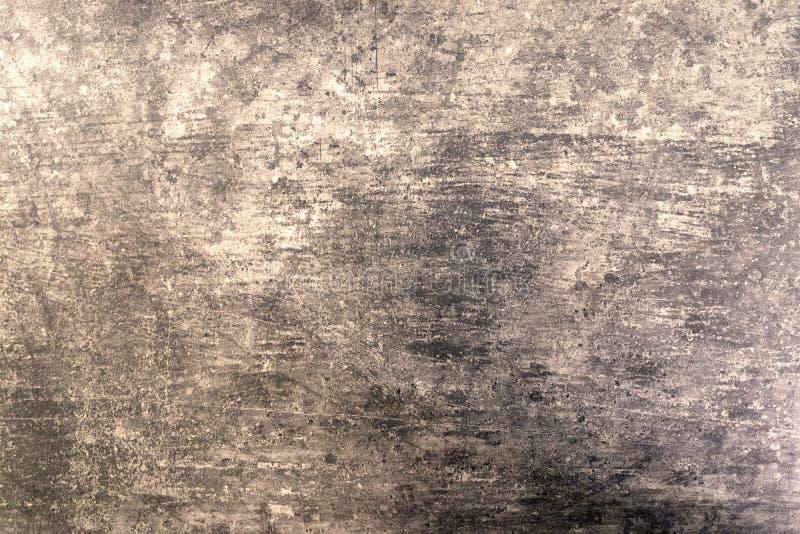 Tekstura tynku szarość naturalny kolor Tło ściana jest naturalnym betonem i kamieniem zdjęcia royalty free