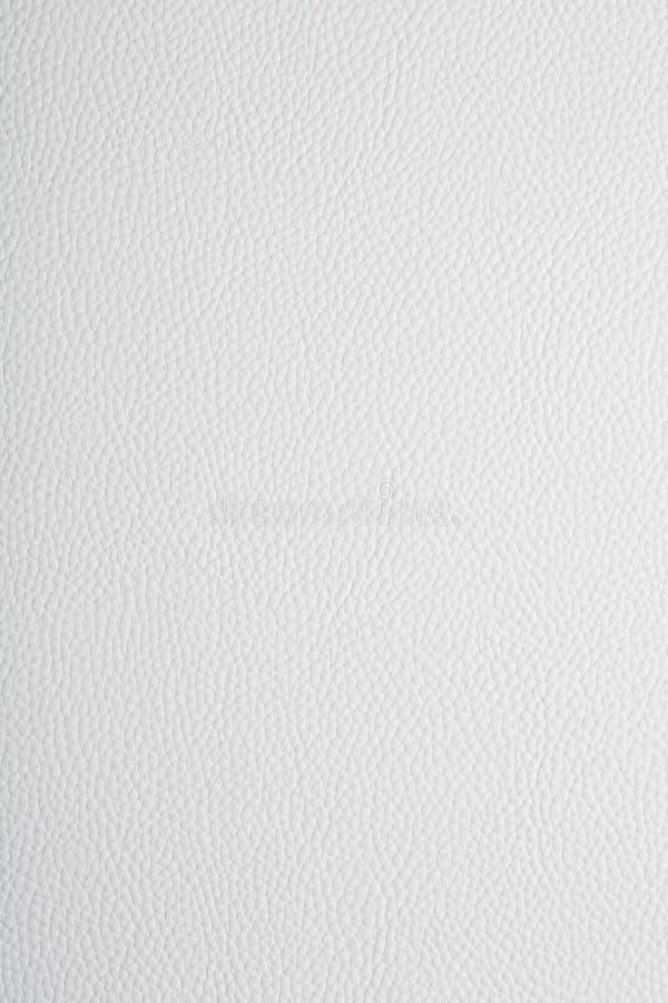 tekstura z białej skóry zdjęcia stock