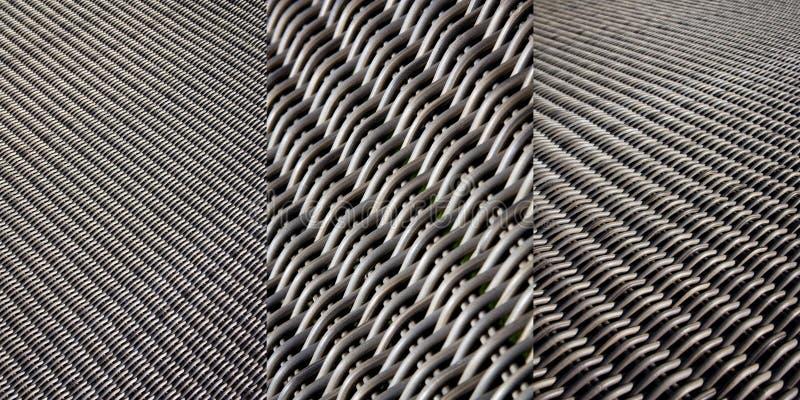 tekstury (1) inkasowy wicker 3 obrazy stock