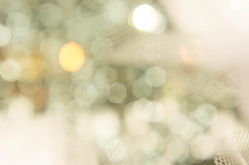 Tekstury bokeh, bokeh tła stylu abstrakt, xmas wakacje zdjęcia stock