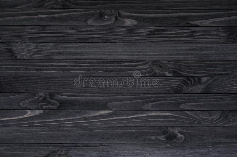 tekstury czarny drewno zdjęcia royalty free