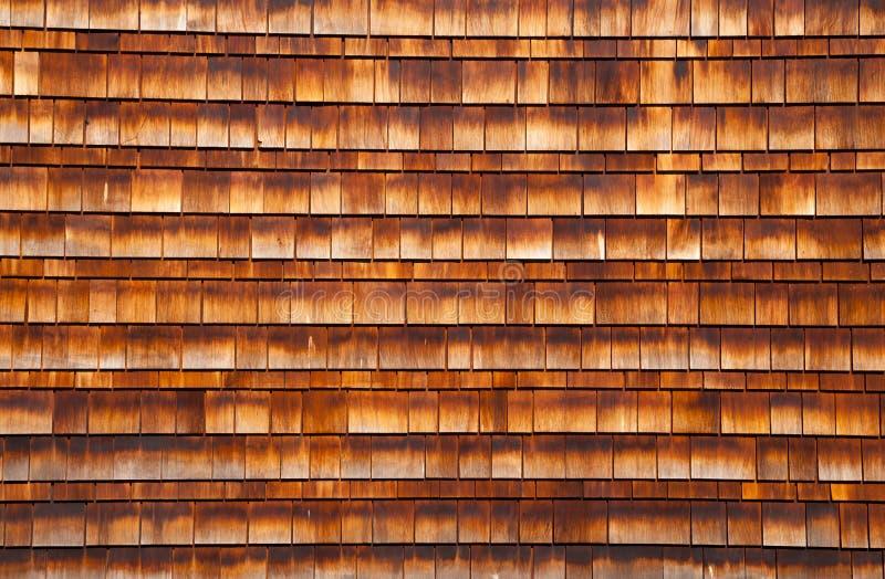 tekstury dachowy drewno zdjęcia royalty free