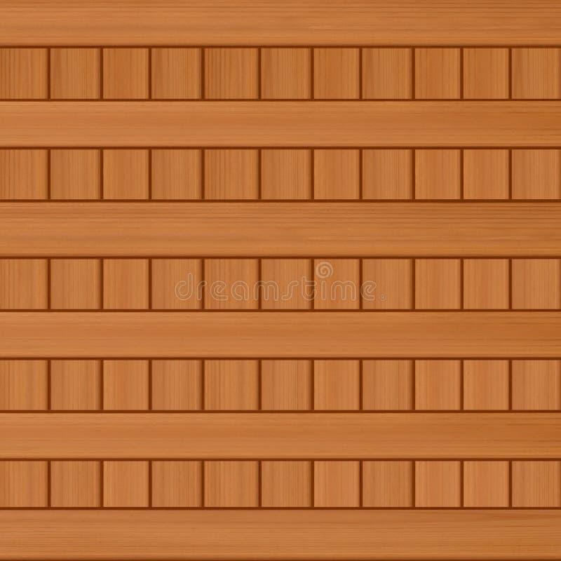 Tekstury drewna kwadrat zdjęcia stock