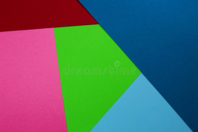 Tekstury jaskrawy multicolor abstrakcjonistyczny tło dla tła fotografia royalty free