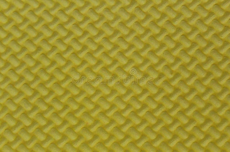 Tekstury tekstury koloru abstrakt pluskoczący żółty tło obrazy royalty free