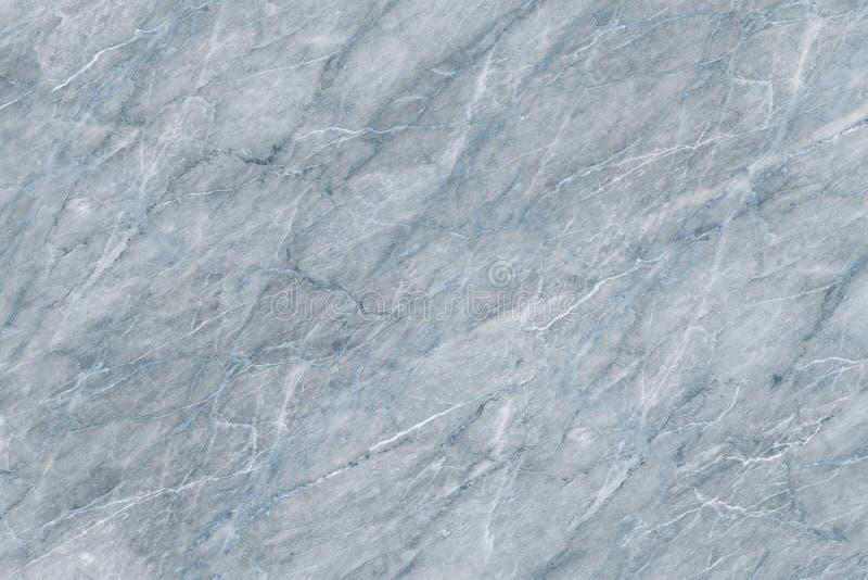 Tekstury tła błękita marmur Nieba błękita tekstura marmurowa podłoga zdjęcia royalty free