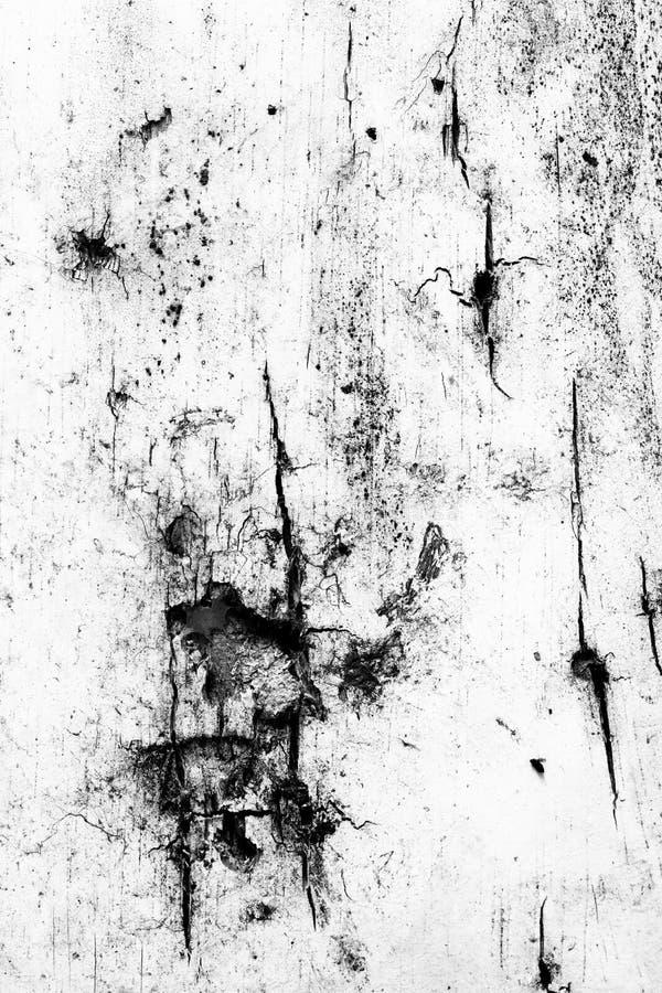 Tekstury tło drewniana ściana, czarny i biały obrazy stock