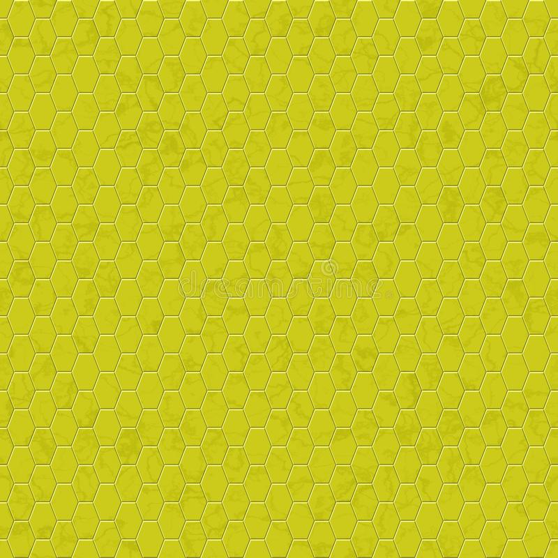Tekstury złoto i kolor żółty royalty ilustracja