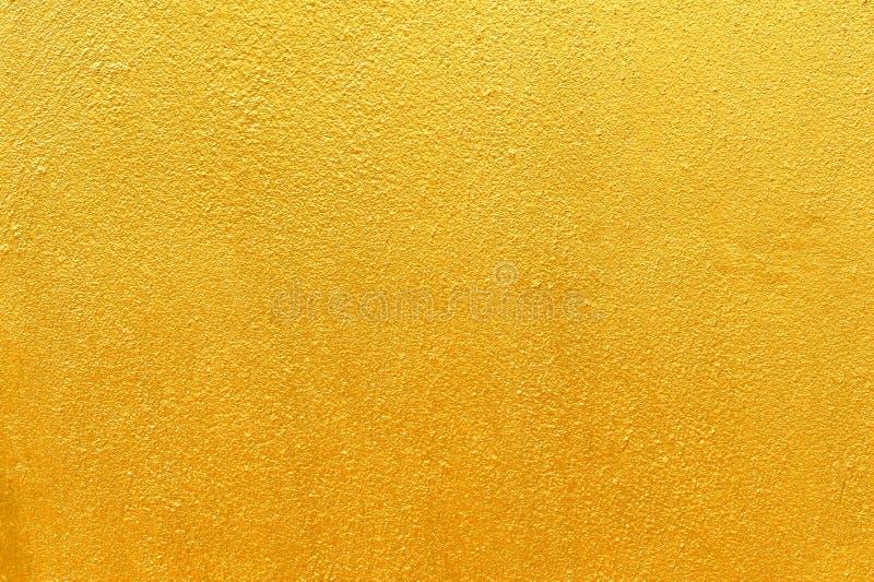 Tekstury złoty tło zdjęcie royalty free