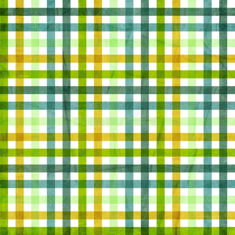 Download Tekstylny Szkockiej Kraty Tło Ilustracji - Ilustracja złożonej z bezszwowy, kolor: 41954676