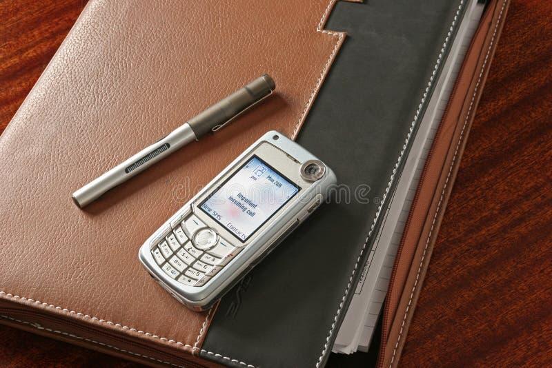 Teléfono fotografía de archivo