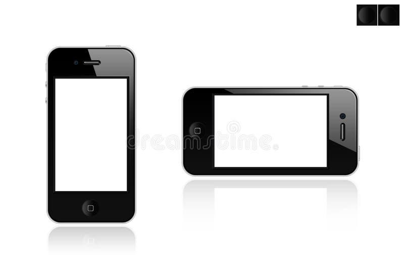 Teléfono. stock de ilustración