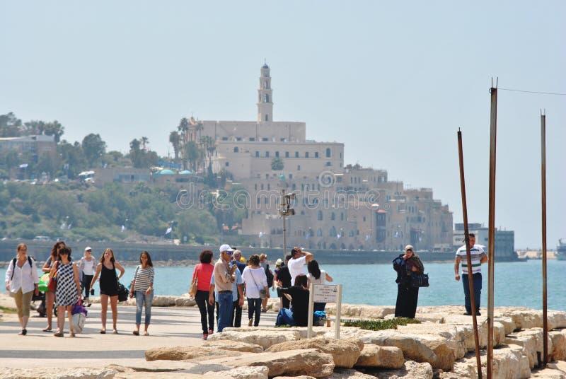 Teléfono Aviv Jaffa fotografía de archivo libre de regalías