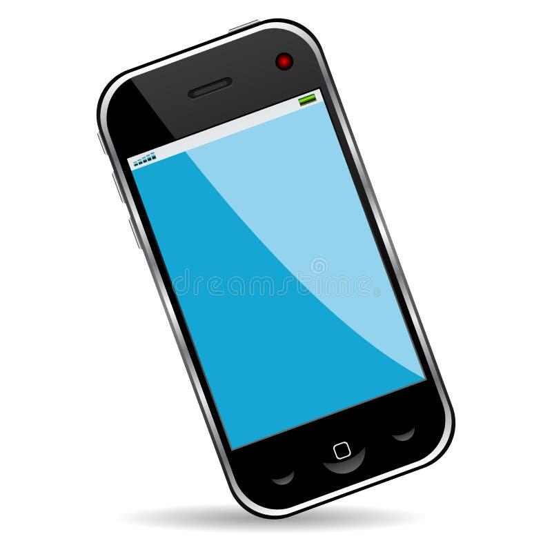Teléfono celular libre illustration