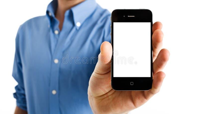 Tel?fono celular foto de archivo