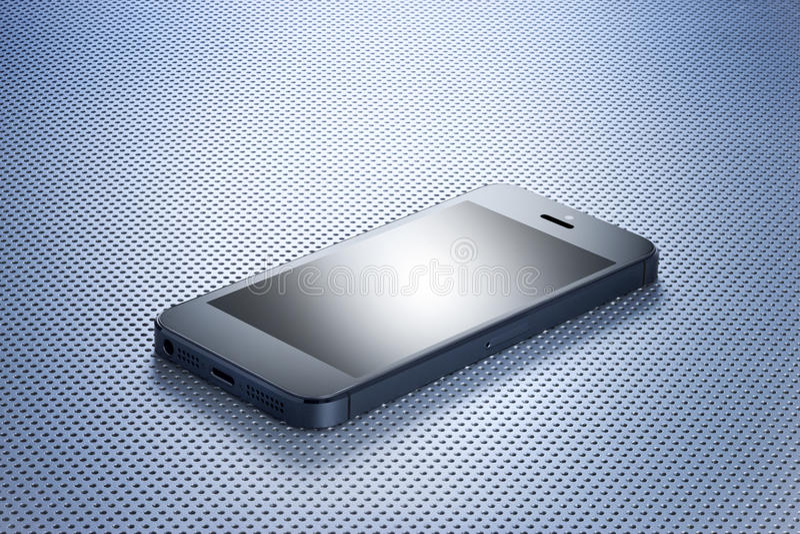 Teléfono celular fotografía de archivo