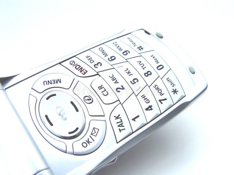 Teléfono celular abstracto foto de archivo