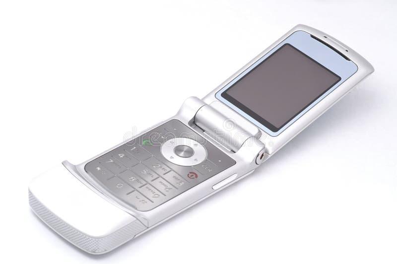Teléfono celular de Motorala KAZR foto de archivo