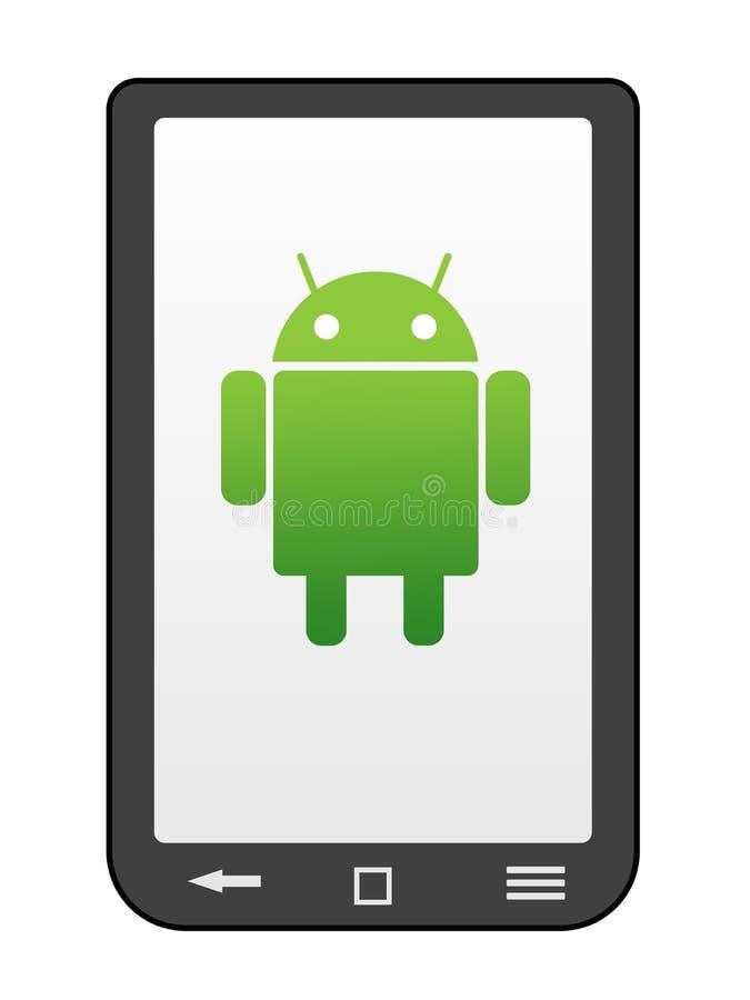 Teléfono de Android libre illustration