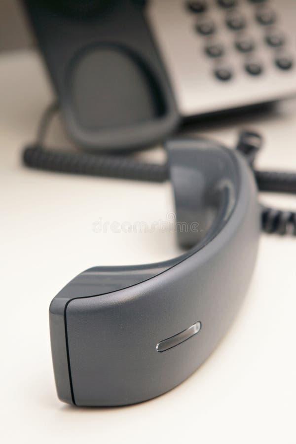 Teléfono de la oficina. imágenes de archivo libres de regalías