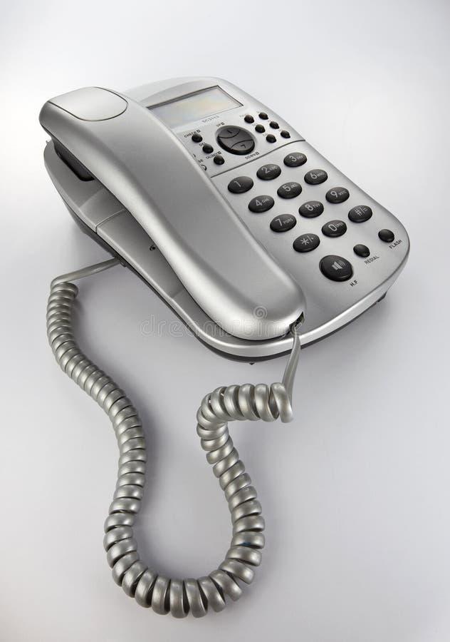 Teléfono del escritorio