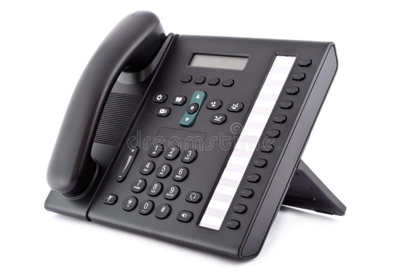 Teléfono del IP imagenes de archivo