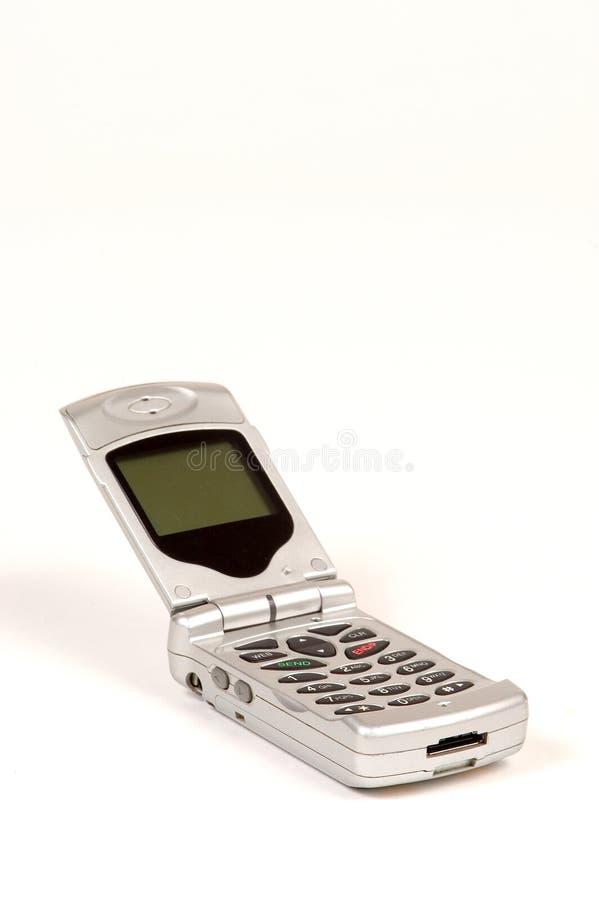 Teléfono del tirón fotos de archivo