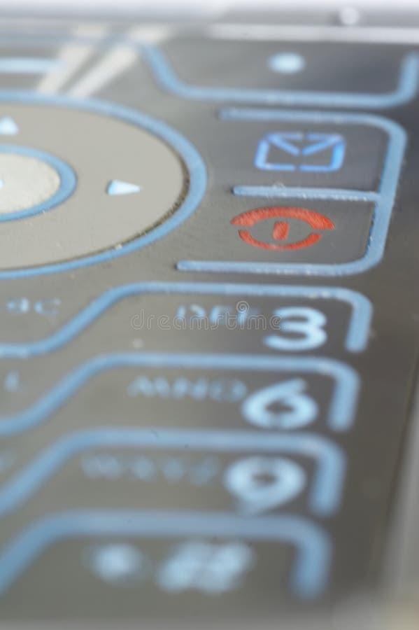 Teléfono móvil 02 fotos de archivo libres de regalías