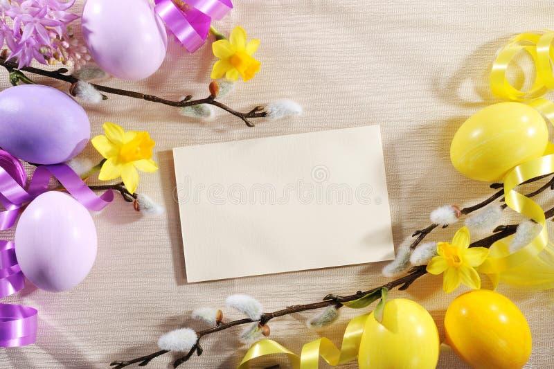 Teléfono móvil amarillo foto de archivo libre de regalías