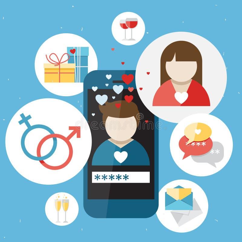 Download Teléfono móvil azul ilustración del vector. Ilustración de icono - 41900849