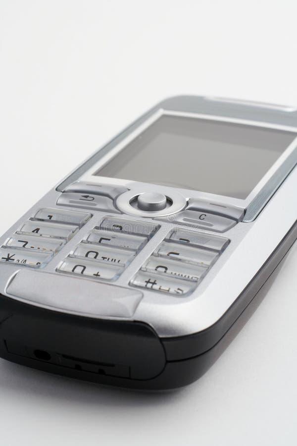 Teléfono móvil celular foto de archivo libre de regalías