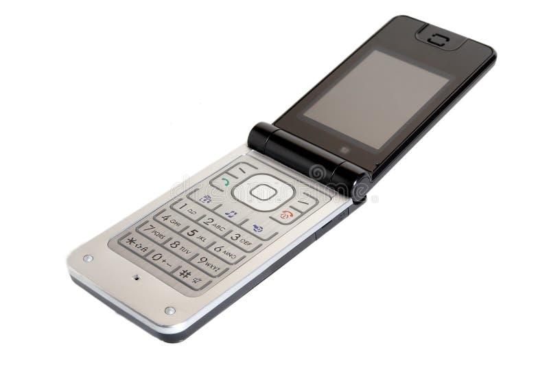 Teléfono móvil de la célula fotografía de archivo libre de regalías