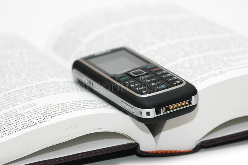 Teléfono móvil móvil imagenes de archivo