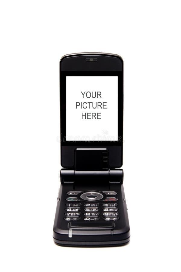 Teléfono moblile celular 02 de la tecnología fotos de archivo libres de regalías
