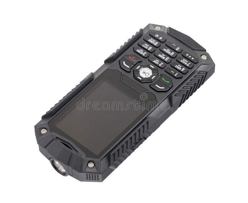 Teléfono portátil imagenes de archivo