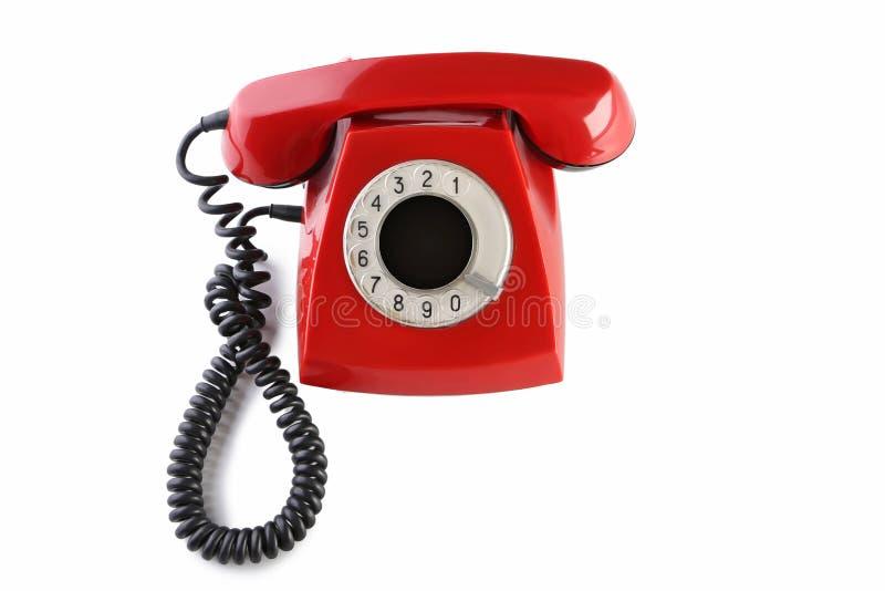 Teléfono retro fotos de archivo